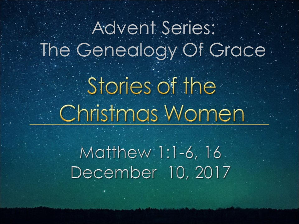 Stories of Christmas Women