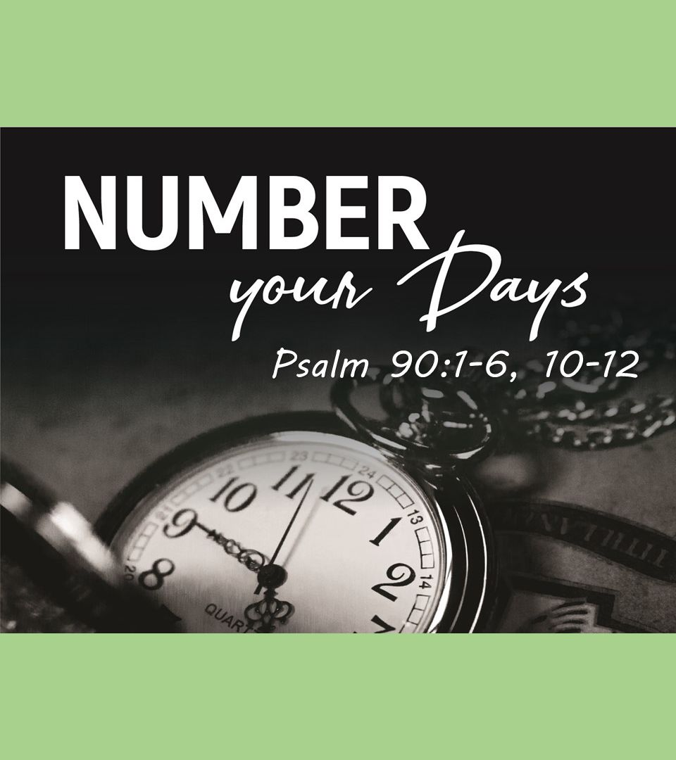 Number Your Days