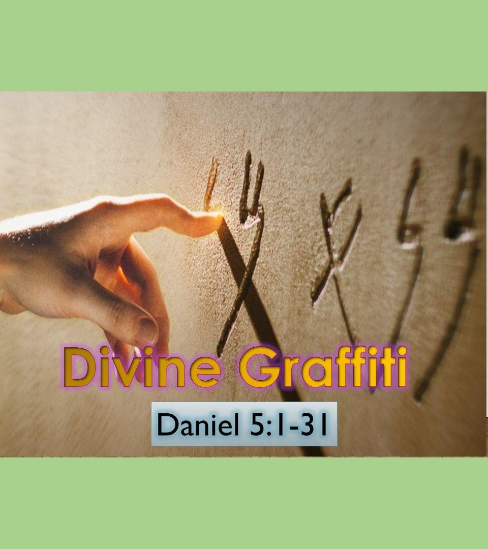 Divine Graffiti