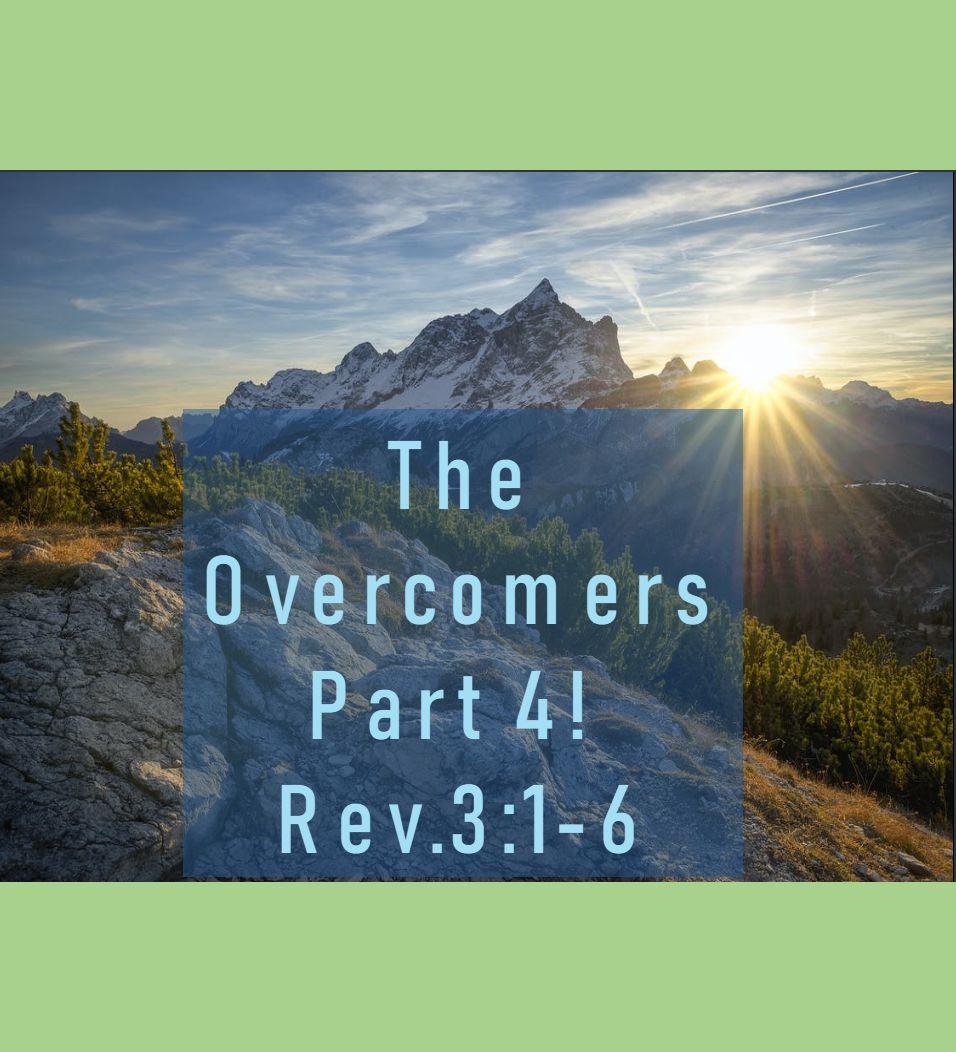 Overcomers – 4